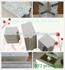 Light Weight Interior Wall Panel for Prefabricated House