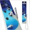 artificial tempered glass shower column