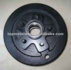 axle parts brake drum