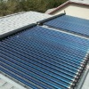 Solar collector heat pipe