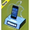 led acrylic mobile stand