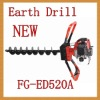 51.7cc earth drill ground drill garden drill