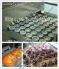 2012 new high-end form cup caket / wikie cake / hopia / square dough machine