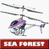 3 Channel Remote Control Mini Helicopter SF6008WB