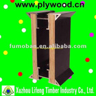 9MM Brown film faced plywood