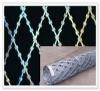galvanized razor wire mesh fence