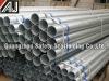 Scaffolding Galvanized Seamless Steel Pipe