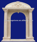 Hand Carved Mable Gate Design For Homes