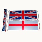 England Flag Banner with Cheering Stick
