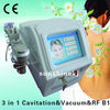Portable 6 in 1 Multifunction cavitation body slimming machine