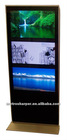 55 inch Digital LCD Advertising Show Screen Stand Multiscreen available