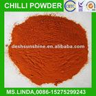 Chinese Grade A dried red yidu chili powder(60-80mesh)