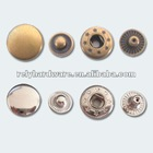metal snap button