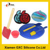 Food grade silicon kitchenware