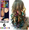 Pack of 6 Hair Chalks