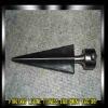 Aluminium Pole Ancient Arrow Curtain Rod Finial LT-MR007