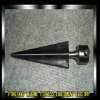 Aluminium Pole Ancient Arrow Curtain Rod Finial LT-MR007