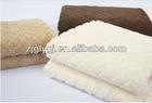 warm sherpa fleece blanket