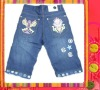 New Arrival Summer kid's jeans