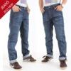2012 new men jean, straight jean, blue jean, #29-40, #5105