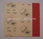white aluminum oxide sandpaper