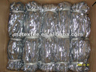 silver elastic metallic cord