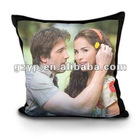 Custom-printed Special Sublimation Photo Print Cushion/Pillow Cover 2012
