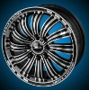 Alloy wheel rim 13inch 924