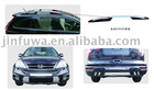 AUTO PARTS for the HONDA CRV,ROOF RACK,Rear Bumper,Grille Guard,Fender,Running Board,side bar,Rear side Bar,suv parts