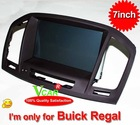 7inch special car dvd player for Buick Regal