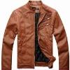 winter leather coat for men