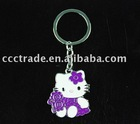 Little Cute Cat Alloy Key chain
