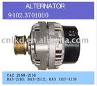 alternator,VAZ,BA3,alternator, 9402.3701000