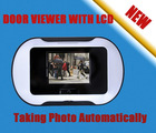New Digital Door Viewer With Doorbell And 2.5 inch LCD