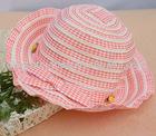 Children straw hat