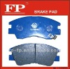 supply D847 Mercedes Benz brake pad 163 420 1020