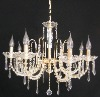 Crystal Ceiling Lamp SH6741-8