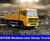 SITOM Medium-size Dump Truck 4*2 STQ3116L7Y53 Reinforced-Model
