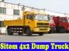 SITOM 4x2 Heavy duty 2T Dump Truck