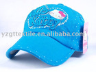 hello kitty sport baseball caps for kid