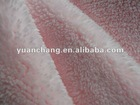 100% polyester long plush fabric for carpet rug used in home,hotel,car