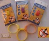 Mosquito Repellent Bracelets Non-toxic Safe and Aromatic stuff for summer