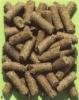 Corn cob pellets animal feed high quality