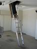 Aluminium Sliding Ceiling Ladder