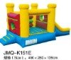 JMQ-K151E indoor mini bounce house,residential bounce house,small inflatable bounce house