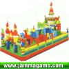 2012 Popular specific design flexible inflatable castle,inflatable play house