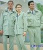 Polyester Anti-shrink coverall workwear