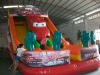 Cars Inflatable Slides from Guangzhou factory