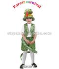 TZ201324-1 Snake Christmas Mascot Costume, Snake Costume For Kids