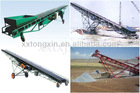 Industrial Rubber Sand Belt Conveyor Machine Made In China